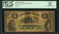 Canadian Currency: , Pictou, NS - Pictou Bank $5 Jan. 2, 1874 Ch. # 595-10-04. ...