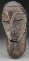 Tribal Art, An African Mask...