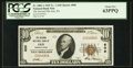 National Bank Notes:Pennsylvania, Erie, PA - $10 1929 Ty. 1 The Second NB Ch. # 606. ...
