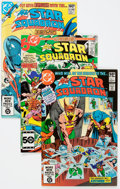 Modern Age (1980-Present):Superhero, All-Star Squadron #1-65 and Annuals #1-3 Near-Complete Series BoxLot (DC, 1981-87) Condition: Average NM-.... (Total: 2 Items)