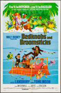 """Movie Posters:Animation, Bedknobs and Broomsticks (Buena Vista, 1971). One Sheet (27"""" X 41""""). Animation.. ..."""