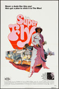 "Movie Posters:Blaxploitation, Super Fly (Warner Brothers, 1972). One Sheet (27"" X 41""). Blaxploitation.. ..."