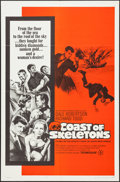 """Movie Posters:Adventure, Coast of Skeletons & Other Lot (Seven Arts, 1965). One Sheets(2) (27"""" X 41""""). Adventure.. ... (Total: 2 Items)"""