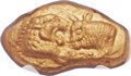 Ancients:Greek, Ancients: LYDIAN KINGDOM. Croesus and later (ca. 561-546 BC). AV stater (20mm, 8.09 gm). ...