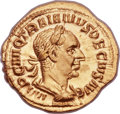 Ancients:Roman Imperial, Ancients: Trajan Decius (AD 249-251). AV aureus (18mm, 3.87 gm, 6h)....