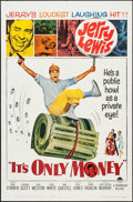 "Movie Posters:Comedy, It's Only Money & Other Lot (Paramount, 1962). One Sheets (2)(27"" X 41""). Comedy.. ... (Total: 2 Items)"