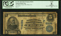 National Bank Notes:California, Chico, CA - $5 1902 Date Back Fr. 592 The Butte County NB Ch. # (P)9294. ...