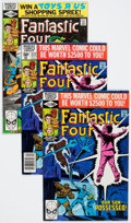 Modern Age (1980-Present):Superhero, Fantastic Four Box Lot (Marvel, 1980s-2000s)....