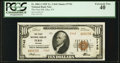 National Bank Notes:Nevada, Elko, NV - $10 1929 Ty. 2 The First NB Ch. # 7743. ...