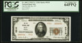 National Bank Notes:Nevada, Ely, NV - $20 1929 Ty. 2 The Ely NB Ch. # 9310. ...