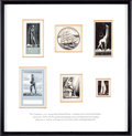 Books:Fine Press & Book Arts, [Bookplates]. Rockwell Kent. Collection of Twelve Bookplates.[N.p., n.d.] ... (Total: 2 Items)