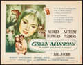 "Movie Posters:Drama, Green Mansions (MGM, 1959). Title Lobby Card (11"" X 14""). Drama.. ..."