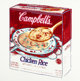 Andy Warhol (American, 1928-1987) Campbell's Soup Box (Chicken Rice), 1986 Acrylic and silkscreen ink on canvas 20 x