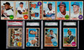 Baseball Cards:Sets, 1968 Topps Baseball Complete Set (598). ...