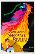"Movie Posters:Animation, Sleeping Beauty (Buena Vista, R-1970). One Sheet (27"" X 41"") StyleA. Animation.. ..."