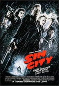 "Movie Posters:Crime, Sin City (Dimension, 2005). One Sheet (27"" X 40"") DS Advance.Crime.. ..."