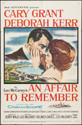 """Movie Posters:Romance, An Affair to Remember (20th Century Fox, 1957). One Sheet (27"""" X 41""""). Romance.. ..."""