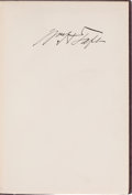 Autographs:U.S. Presidents, William H. Taft Signed Copy of Ethics in Service....