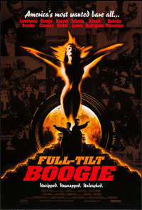 "Full Tilt Boogie & Others Lot (Miramax, 1997). One Sheets (4) (27"" X 40"") SS. Documentary. ... (Total:..."