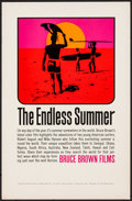 "Movie Posters:Sports, The Endless Summer (Bruce Brown Films, 1966). Special Poster (11"" X17""). Sports.. ..."