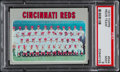 Baseball Cards:Singles (1970-Now), 1970 Topps Reds Team #544 PSA Mint 9....