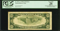 Error Notes:Inverted Reverses, Fr. 2011-A $10 1950A Federal Reserve Note. PCGS Apparent Very Fine20.. ...
