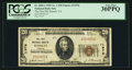 National Bank Notes:Virginia, Bassett, VA - $20 1929 Ty. 1 The First NB Ch. # 11976. ...