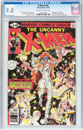 Modern Age (1980-Present):Superhero, X-Men #130 (Marvel, 1980) CGC NM/MT 9.8 Off-white to whitepages....