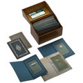 Estate Jewelry:Other , Box of Artist Design Renderings. ...