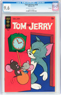 Bronze Age (1970-1979):Cartoon Character, Tom and Jerry #256 File Copy (Gold Key, 1971) CGC NM+ 9.6 Off-whiteto white pages....