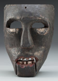 Tribal Art, Negrito Mask, Mexican...