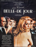 "Movie Posters:Foreign, Belle de Jour (Valoria Films, 1967). French Grande (47"" X 63""). Foreign.. ..."