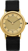 Timepieces:Wristwatch, Breguet Ref. 4485 Gold Wristwatch For Tiffany & Co.. ...