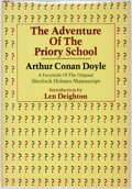 Books:Mystery & Detective Fiction, Len Deighton, introduction. SIGNED/LIMITED. Arthur Conan Doyle. The Adventure of the Priory School: A Facsimile of the O...