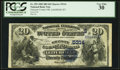 National Bank Notes:Kentucky, Leitchfield, KY - $20 1882 Date Back Fr. 555 The Grayson County NBCh. # (S)5314. ...