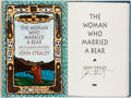 Books:Mystery & Detective Fiction, John Straley. SIGNED. The Woman Who Married a Bear. Soho,[1992]....