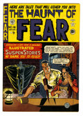 Golden Age (1938-1955):Horror, Haunt of Fear #16 (#2) (EC, 1950) Condition: Apparent FN+....