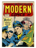 Golden Age (1938-1955):War, Modern Comics #46 (Quality, 1946) Condition: VG/FN....