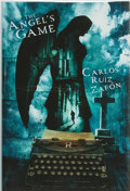 Books:Fiction, Carlos Ruiz Zafon. SIGNED/LIMITED. The Angel's Game.Subterranean Press, 2011. ...