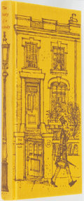 Books:Literature Pre-1900, George and Weedon Grossmith. The Diary of a Nobody. London:The Folio Society, 1969. ...