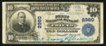 National Bank Notes:Nebraska, Friend, NE - $10 1902 Plain Back Fr. 624 The First NB Ch. # 2960. ...