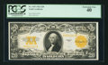 Large Size:Gold Certificates, Fr. 1187 $20 1922 Gold Certificate PCGS Extremely Fine 40.. ...