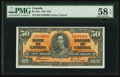 Canadian Currency: , BC-26c $50 1937 . ...
