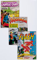 Silver Age (1956-1969):Miscellaneous, DC Silver Age Group of 61 (DC, 1960s) Condition: Average GD.... (Total: 61 Comic Books)