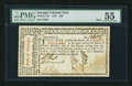 Colonial Notes:Georgia, Georgia May 4, 1778 $30 PMG About Uncirculated 55.. ...