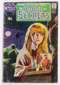 Bronze Age (1970-1979):Horror, House of Secrets #92 (DC, 1971) Condition: GD-....