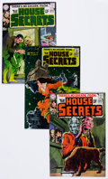 Bronze Age (1970-1979):Horror, House of Secrets Group of 8 (DC, 1970-73) Condition: Average VF....(Total: 8 Comic Books)