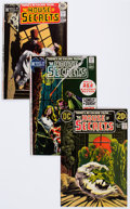 Bronze Age (1970-1979):Horror, House of Secrets Group of 16 (DC, 1969-75) Condition: AverageFN.... (Total: 16 Comic Books)