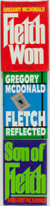 Books:Mystery & Detective Fiction, Gregory McDonald. Three SIGNED Titles from the FletchSeries. Various publishers and dates.... (Total: 3 Items)