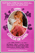 """Movie Posters:Sexploitation, Circle of Love & Other Lot (Continental, 1965). One Sheets (2)(27"""" X 41""""). Sexploitation.. ... (Total: 2 Items)"""